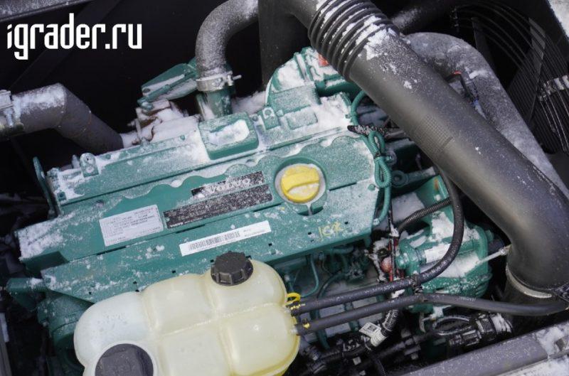 Двигатель Volvo D5