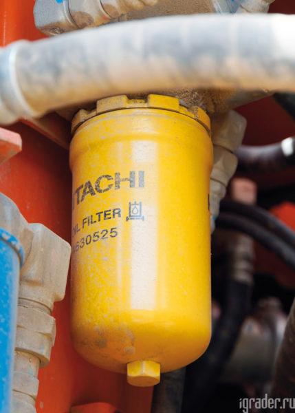 Экскаватор Hitachi Zaxis 470LC-5G