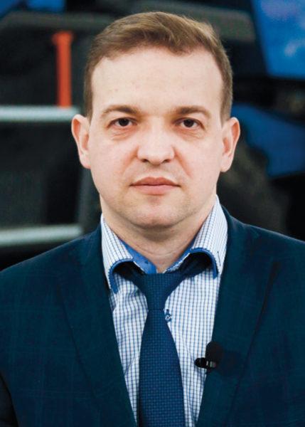 Главный конструктор по инновационным автомобилям ПАО «КАМАЗ» Сергей Назаренко