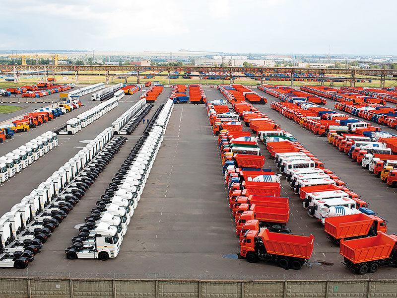 Рынок грузовых машин