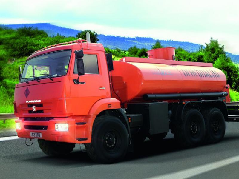 КАМАЗ-43118: почти легенда