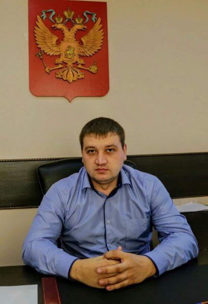 Директор Емельяновского филиала АО «КрайДЭО» Василий Наседкин