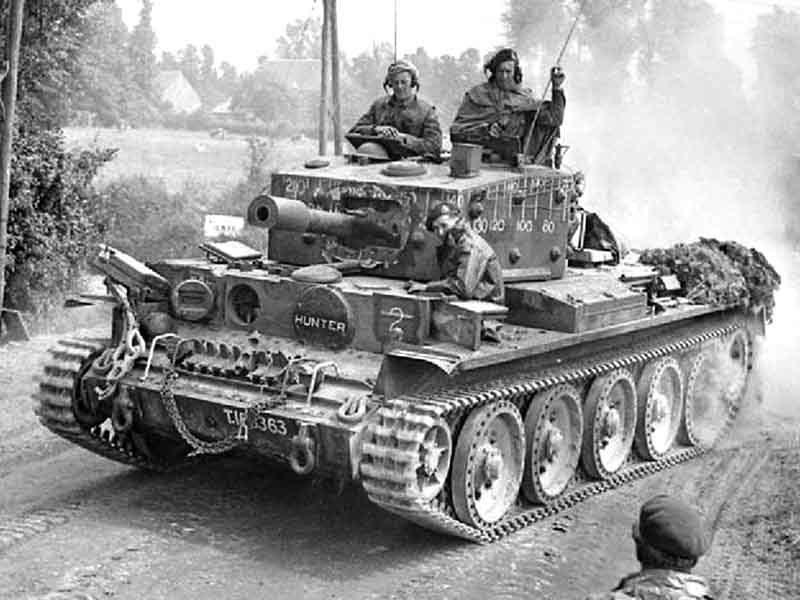 танк модификации Кентавр