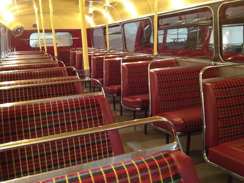 """""""Routemaster"""": харизма воплощённая в форме красного двухэтажного английского автобуса"""