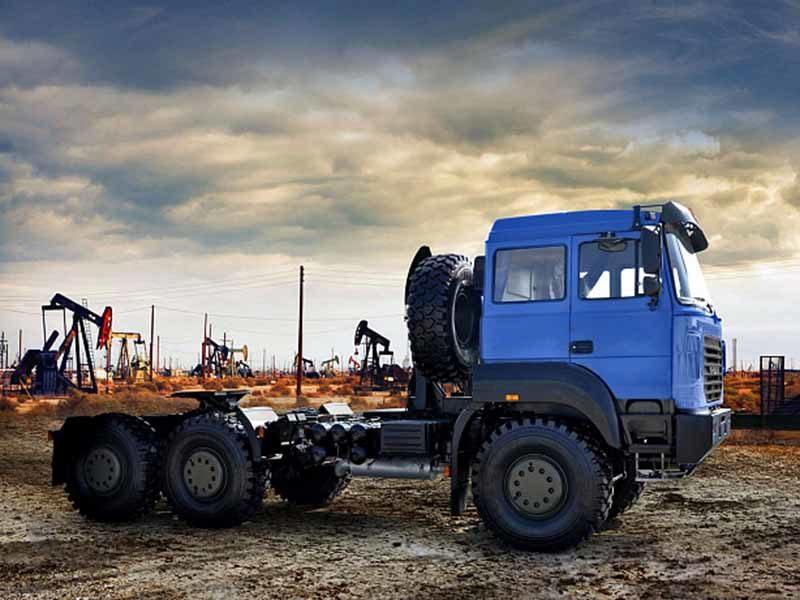 «Урал-6370» отмечает 10 лет со дня первого выпуска