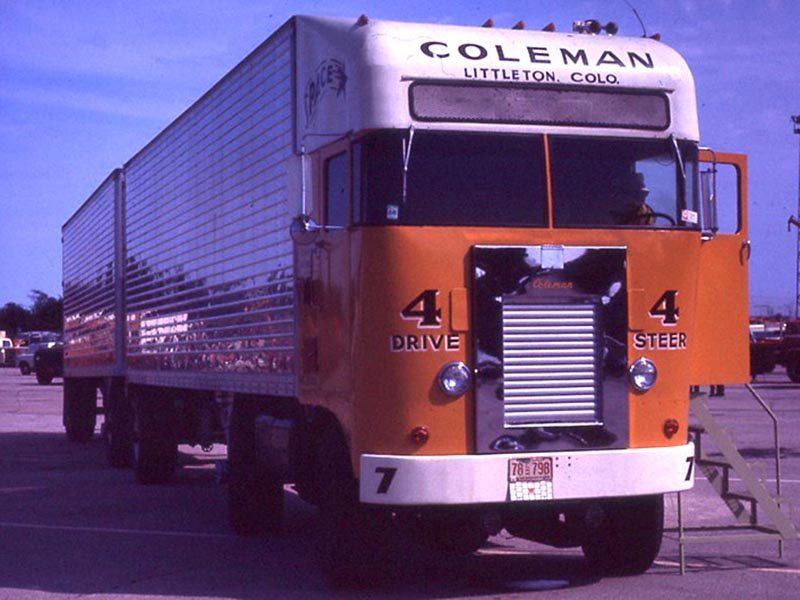 """Нереализованный американский авантюризм: American Coleman """"Space Star"""""""
