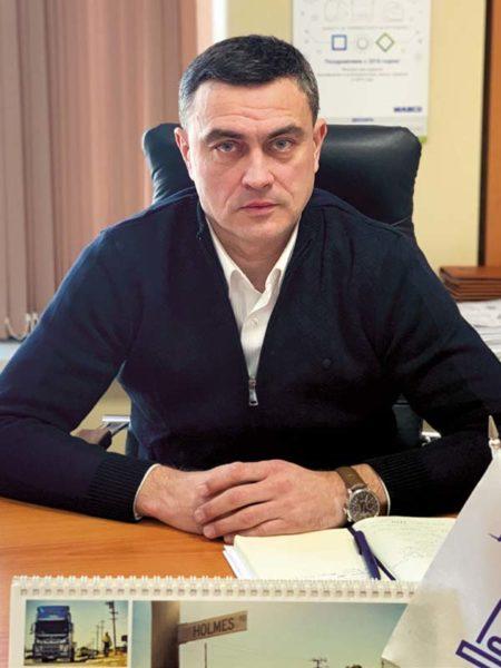 Сергей Коновалов, коммерческий директор ООО ПКФ «Политранс»