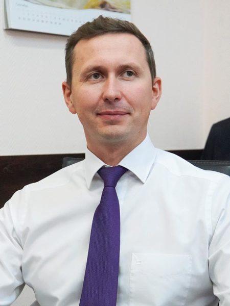 Константин Димитров, министр транспорта Красноярского края