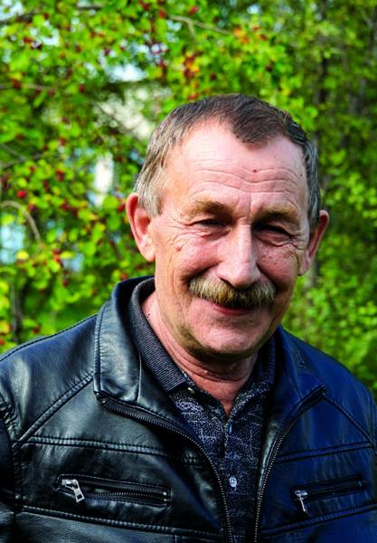 Виктор Маркачёв, начальник цеха трамвайного депо МП Красноярска «Городской транспорт»
