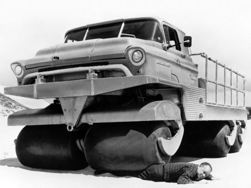 Albee Rolligon Transporter