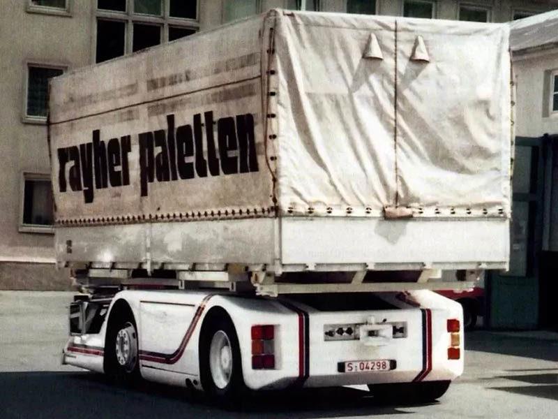 Steinwinter Supercargo: опять эти неугомонные немцы что-то смастерили