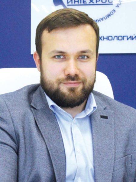 Ратибор Коновалюк, директор по развитию ЗАО МГК «Интехрос»