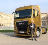 MAN TGX назвали лучшим грузовиком 2021 года