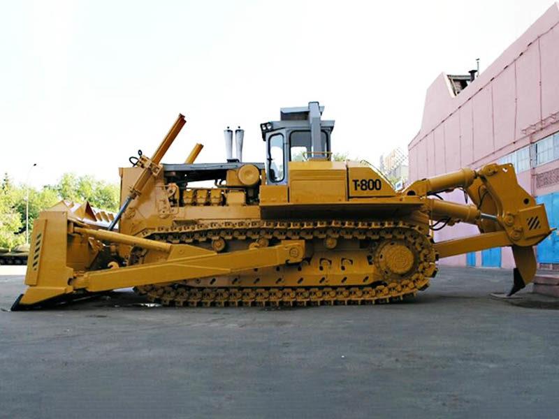 """ЧТЗ Т-800:""""Челябинский великан"""""""