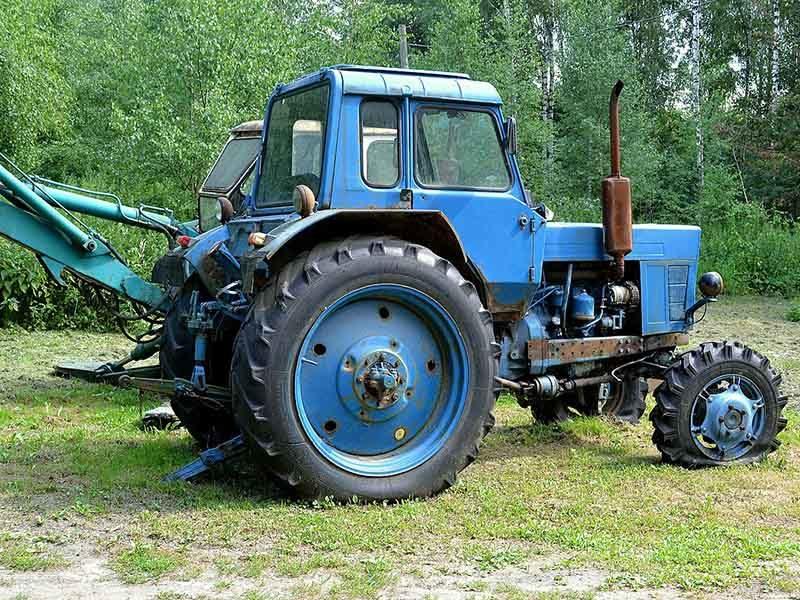 "МТЗ-82 ""Беларус"": надёжность без прекрас"