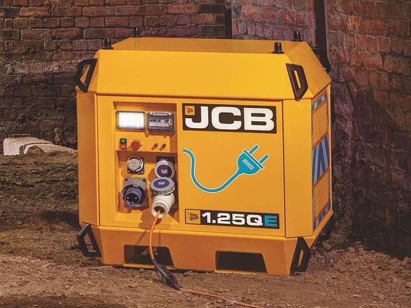 JCB показала новую электрическую технику и анонсировала новинки для России