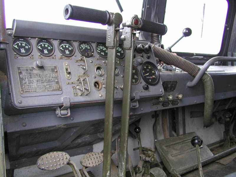 АТС-59Г: советская военная техника, ушедшая в народ