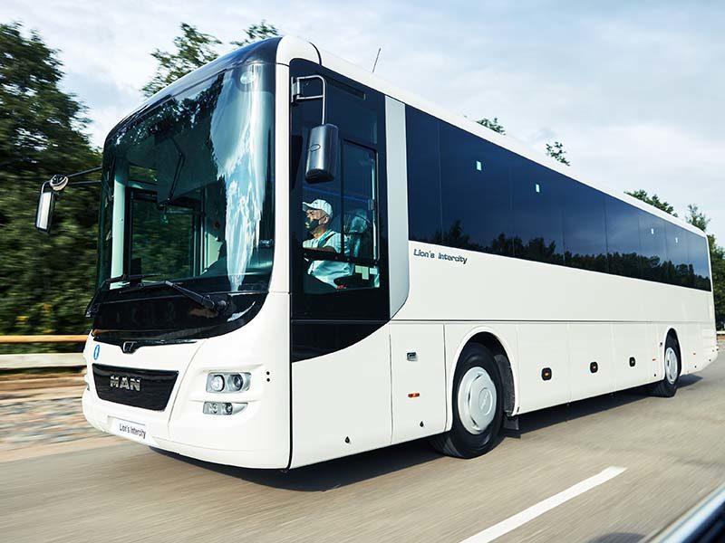 MAN занял лидирующие позиции в сегменте европейских автобусов