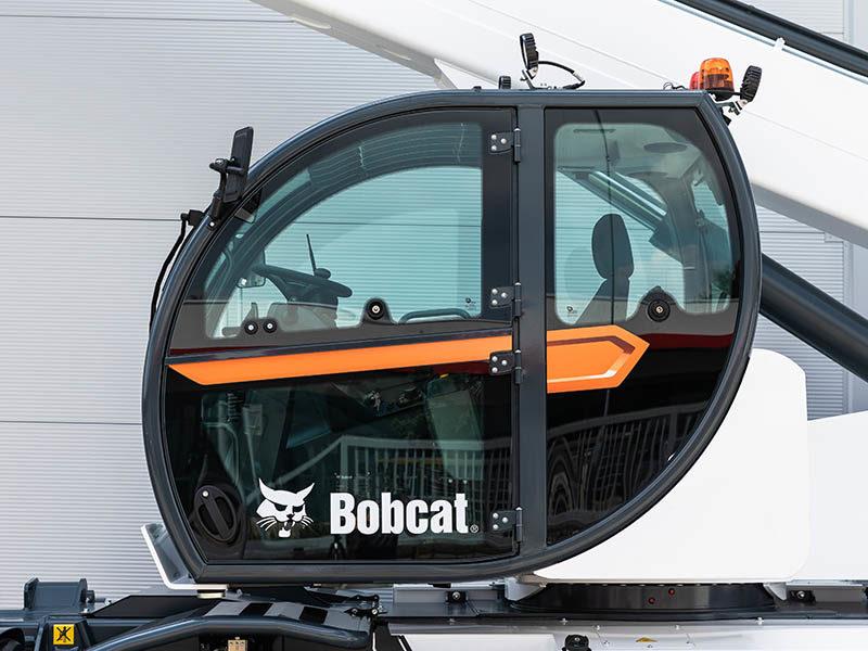 Bobcat представил линейку поворотных телескопических манипуляторов