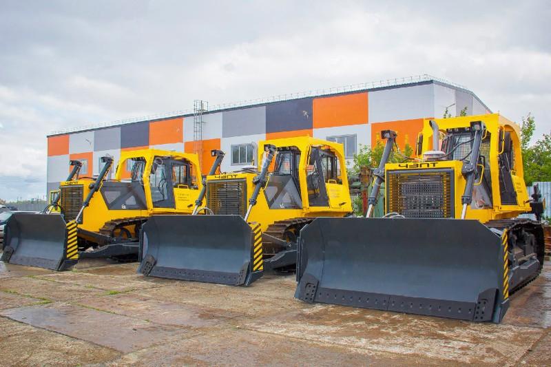 Б10 Челябинского завода промышленных тракторов