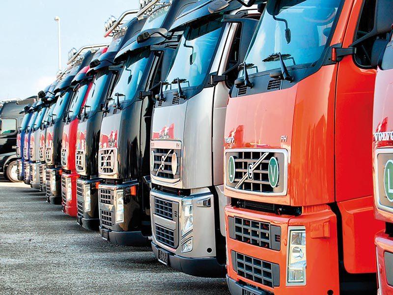 Продажи грузовых машин: программы поддержки ускоряют рынок