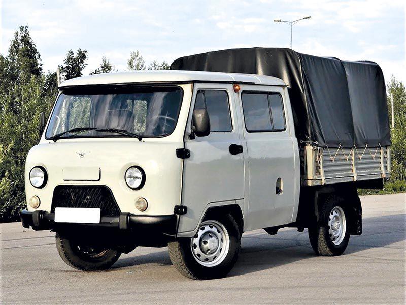 УАЗ 3909 «Буханка». Лучшее лёгкое коммерческое авто.