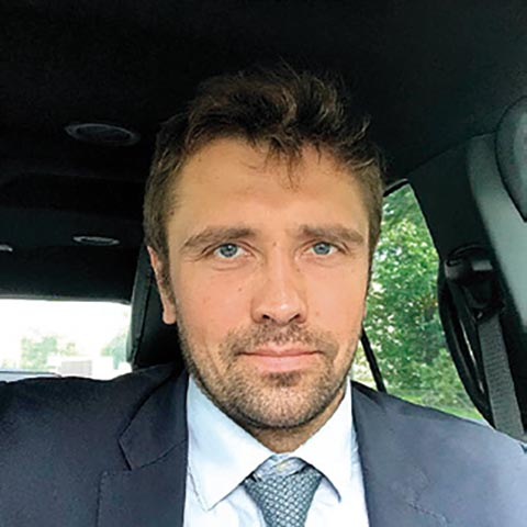 Олег Малаховский, НП «НААСТ»