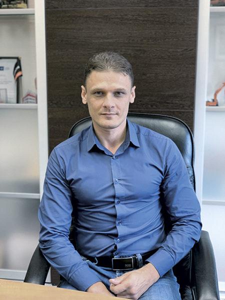 СЕРГЕЙ КУЗЬМИЧЁВ, технический тренер Hitachi Construction Machinery Eurasia