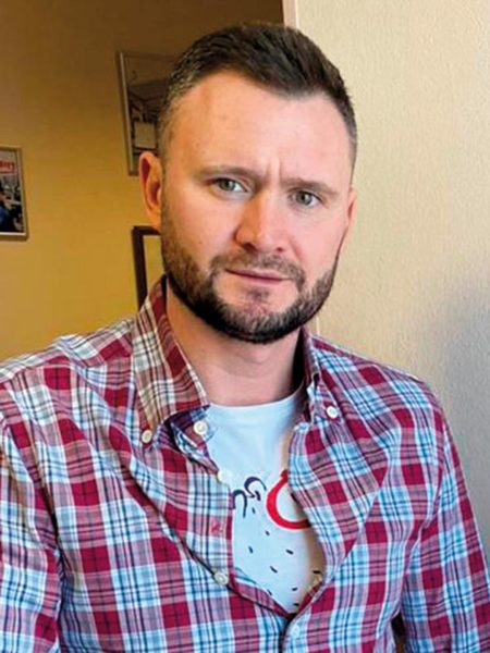 ДМИТРИЙ ПАНЬКИН, генеральный директор ООО «ВЕРТЕКС»