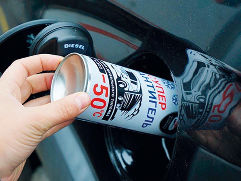 Как запустить дизельный двигатель в мороз