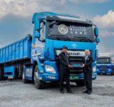 В Тайване выпустили 10 000-ый грузовик DAF
