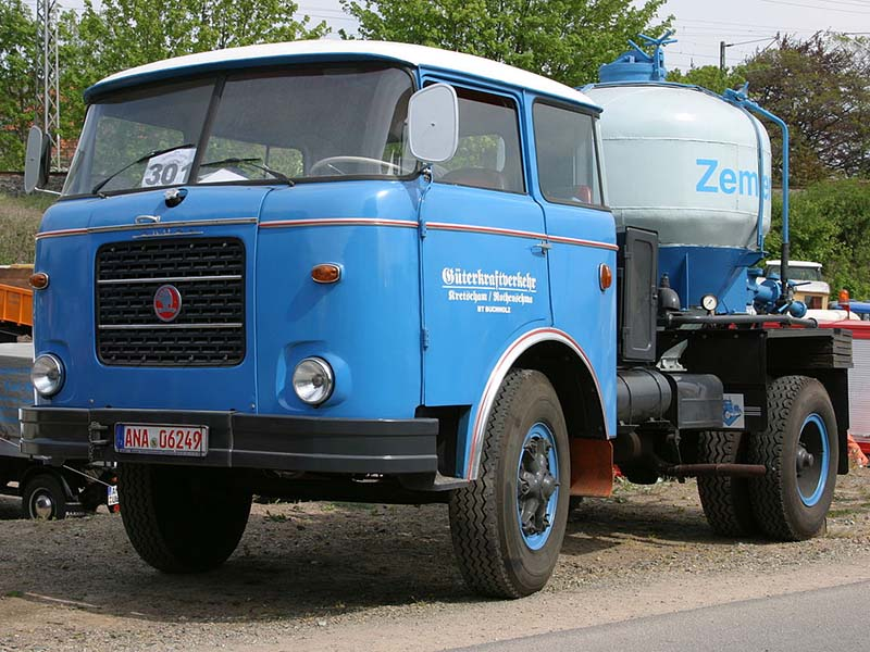 Чешский грузовик СССР Skoda 706 RT грузовик шкода