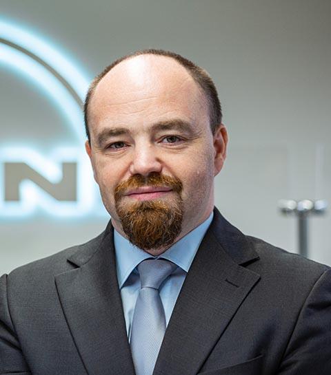 Кирилл Агеев, директор по послепродажному обслуживанию ООО «МАН Трак энд Бас РУС» (MAN Truck & Bus)