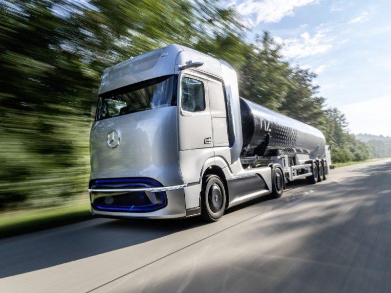 Mercedes-Benz GenH2