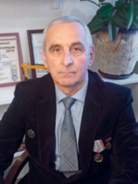 Лев Аршинов, главный конструктор ООО «Долина» (заслуженный конструктор России)