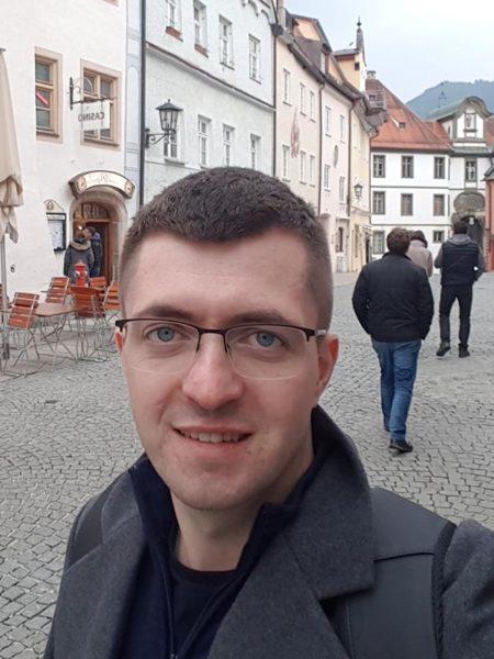 Артём Небольсин, руководитель технической службы ООО «Вертекс» (Vertex)