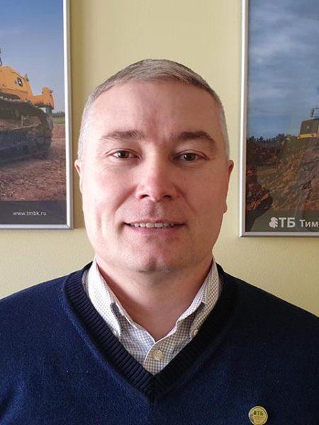 Дмитрий Зимирев, директор по продажам дорожно-строительной техники ООО «Тимбермаш Байкал»