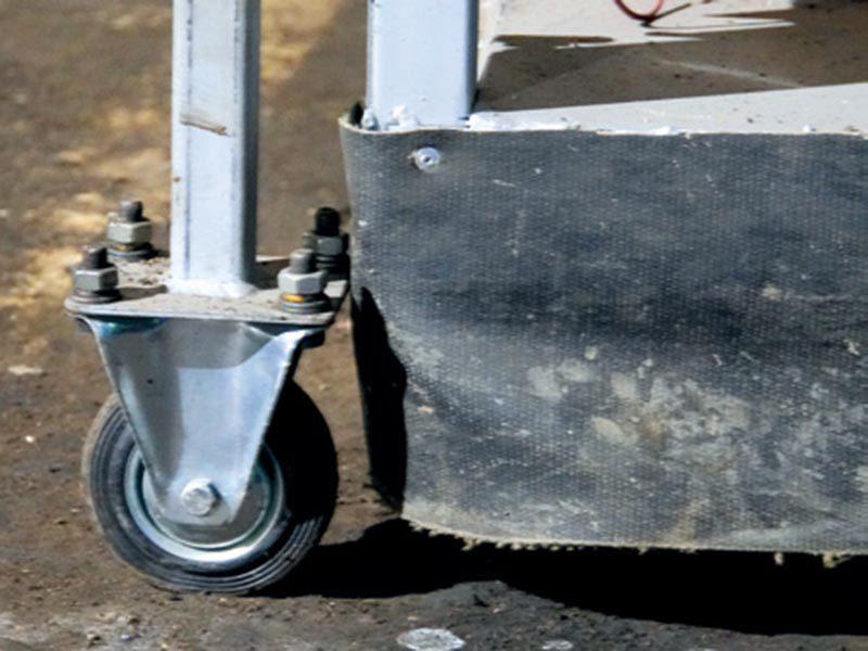 Новая коммунальная техника: КДМ и дорожная лаборатория на базе УАЗ