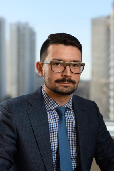 Евгений Галагур, начальник отдела продвижения информационных услуг «Скания-Русь»
