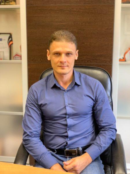 Сергей Кузмичев, технический тренер Hitachi Construction Machinery Eurasia
