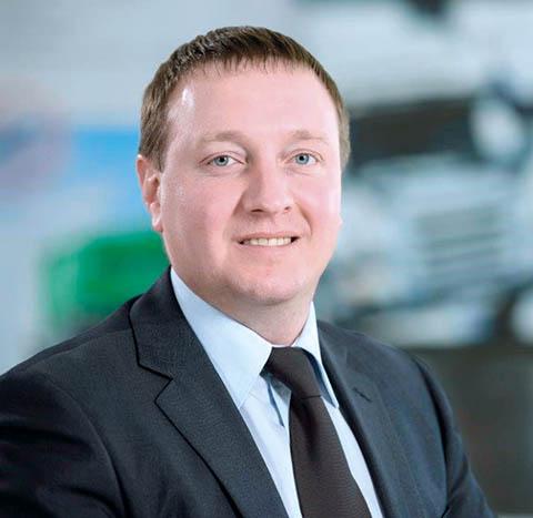Александр Шефер, менеджер по продажам строительной и нефтегазовой техники ООО «Скания-Русь»