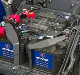 Эксплуатация аккумуляторов большегрузов