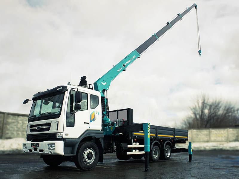 Daewoo Trucks предлагает россиянам новое шасси для КМУ