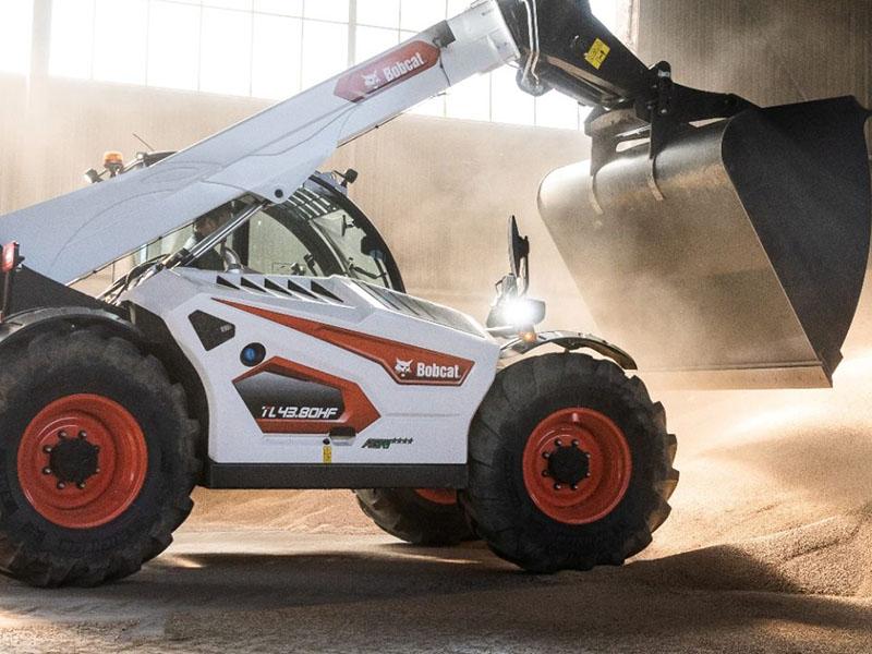 Bobcat обновил серию сельскохозяйственных погрузчиков