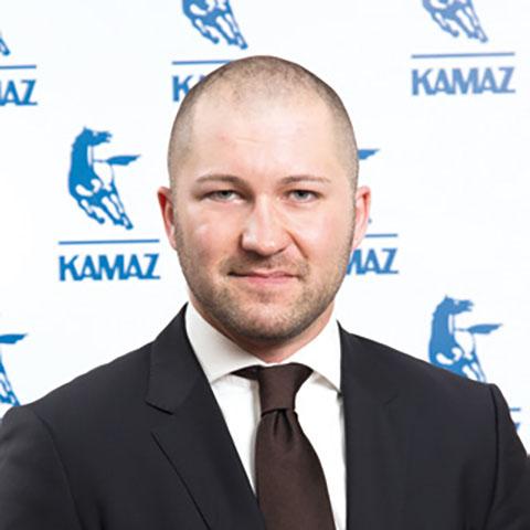 Игорь Валеев, ПАО «КАМАЗ»