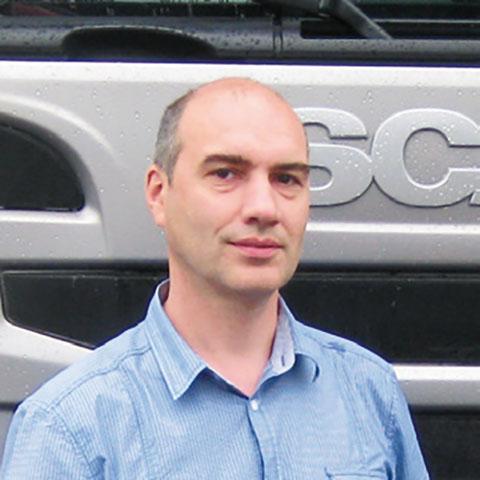 Максим Левинсон, менеджер отдела гарантии и технической поддержки ООО «Скания-Русь» (Scania)