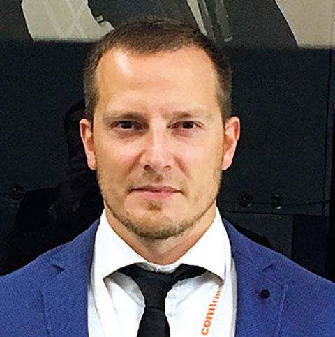 Вадим Каменсков, глава представительства Allison Transmission в РФ и СНГ, кандидат технических наук