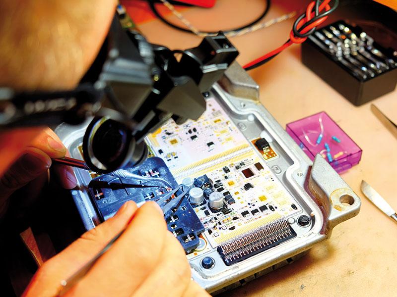 Как достичь максимальной локализации компонентов автоэлектроники?