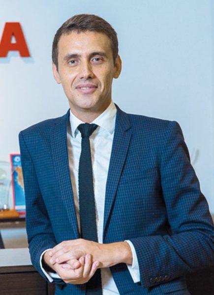 Владимир Максимов, руководитель департамента развития новых направлений бизнеса ООО «Тошиба Рус»