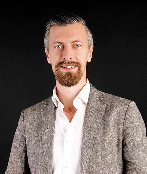 Алексей Рыбаков, генеральный директор ООО «Омега Софт» (Omega)